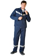 Men's  2 - piece flight suit - Type B