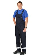 ENERGY-2 men's  work suit with reflective tapes