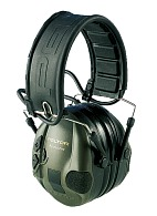 3M™ PELTOR™ SPORTTAC™ Headphones with fold head strap (MT16H210F-478-GN)