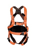 Full body harness with belt HAR 14 Delta Plus