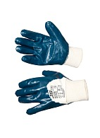 SKY SOFT gloves with nitrile palm coating