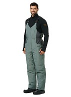 """Prime"" men's heat-insulated bib-overall"