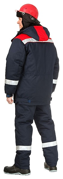 VELES men's heat-insulated work suit