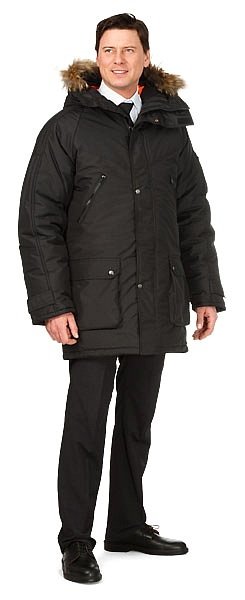 ALASKA men's heat-insulated jacket