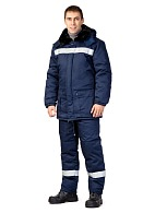 ZIMA men's heat-insulated work suit