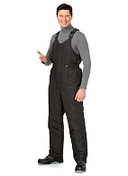 SIBERIA men's heat-insulated bib overall