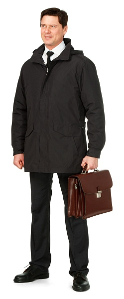 AERO men's heat-insulated jacket