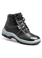 TECHNOGARD insulated ladies high ankle leather boots