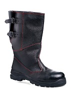 SUPER UTAH insulated high leg leather boots with composite toe cap