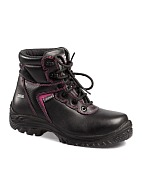 EKATERINA insulated ladies leather boots