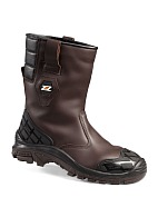 NEPAL EVO insulated high leg leather boots