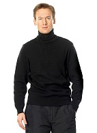 Men's wool blend sweater