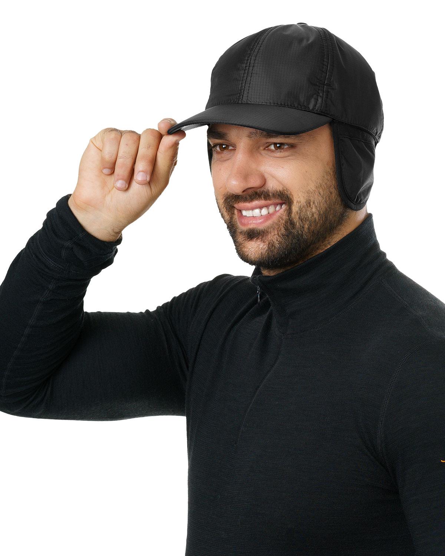 b3987459bd8 Insulated baseball cap (black)