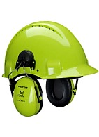OPTIME™ I earmuffs Hi-Vis with helmet attachments (H510P3E-469-GB)