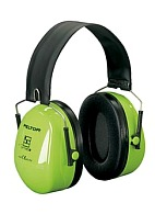 Optime™ II earmuffs Hi-Vis with folding headband (H520F-460-GB)