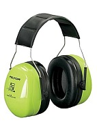 OPTIME™ III earmuffs Hi-Vis with standard headband (H540A-461-GB)