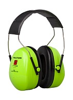 OPTIME™ II earmuffs Hi-Vis with standard headband (H520A-472-GB)