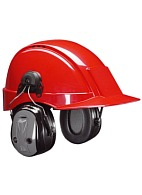 OPTIME™ PTL earmuffs with helmet attachments (MT155H530P3E)