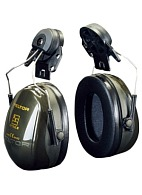 Optime™ II earmuffs with helmet attachments  (H520P3E-410-GQ)