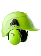 3M™ PELTOR™ OPTIME™ II earmuffs with helmet attachments (H520P3E-467-GB)