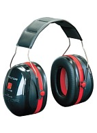 OPTIME™ III earmuffs with standard headband (H540A-411-SV)