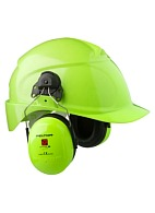 OPTIME™ III earmuffs Hi-Vis with helmet attachments (H540P3E-475-GB)