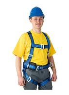 PPL-32 multipurpose fall arrest harness (safety belt with straps) size ML
