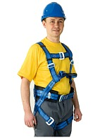 PPL-34 multipurpose fall arrest harness (safety belt with straps) size ML