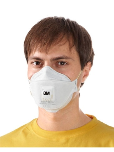 3M™ 9926P speciality aerosol filtering half mask (respirator) with
