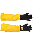 JOKA HOLD 35 gloves with a sleeve protector