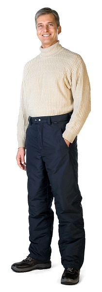 BAIKAL men's insulated trousers