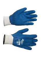 HYFLEX® 11-919 gloves with a full nitrile coating