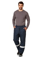 BAIKAL-LITE insulated men's trousers