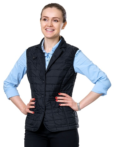 LONDON ladies heat-insulated vest