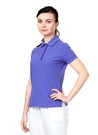 POLO ladies shirt, lilac