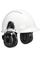 3M™ PELTOR™ PROTAC™ III Headset with hardhat attachments (MT13H221P3E)
