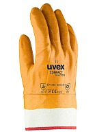 UVEX COMPACT WINTER gauntlets with full PVC coating (98914)