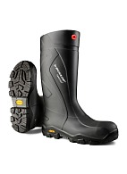 DUNLOP PUROFORT VIBRAM knee-high boots with steel toe cap and steel midsole