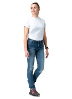 Ladies jeans trousers