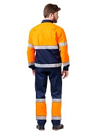 MAGISTRAL men's high-visibility  work suit