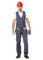 """City-Master"" men's  bib overall"