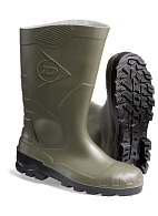 DEVON SAFETY high leg boots with steel toe cap and insole