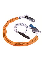 Positioning lanyard EX118 Delta Plus
