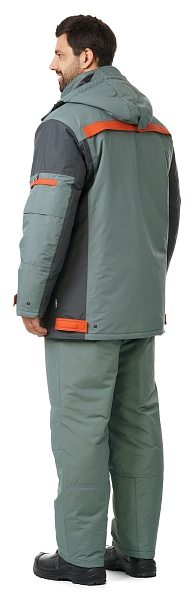"""Prime"" men's heat-insulated jacket"
