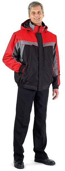 FORTUNE men's heat-insulated jacket