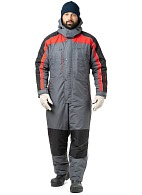 """Extreme"" men's insulated coverall"