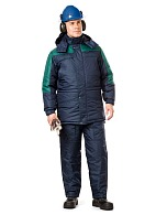 """Buran"" men's heat-insulated jacket"