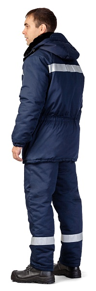 ZIMA men's heat-insulated jacket