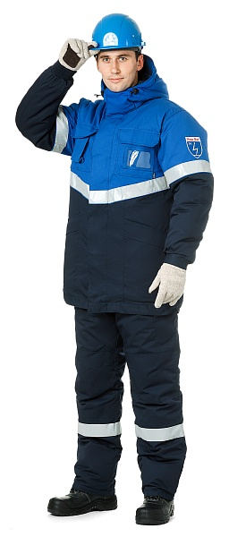 """Operator"" men's heat-insulated work suit"