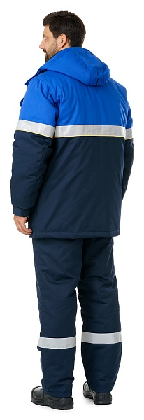 """TROYKA-LEADER"" men's heat-insulated three-piece work suit"